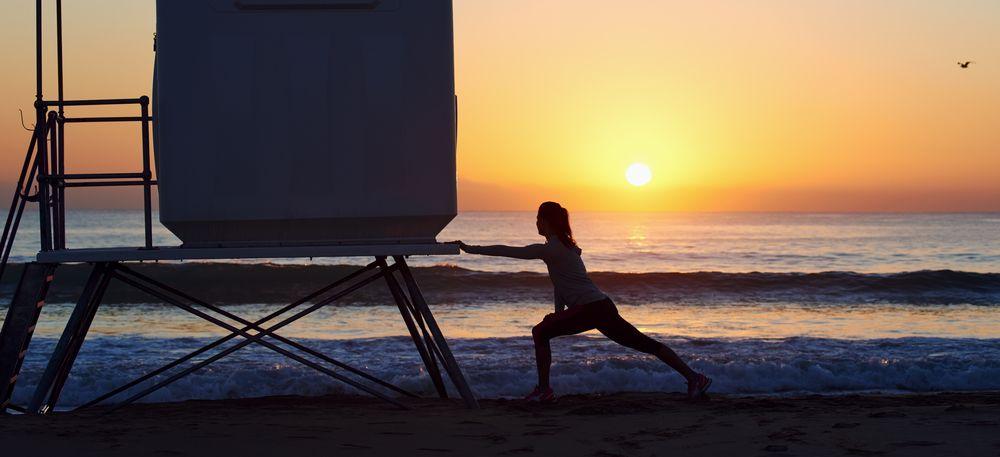 Kada i kako sigurno vježbati tijekom vrućih ljetnih dana