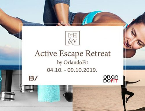 ACTIVE ESCAPE RETREAT 2019 BY ORLANDOFIT