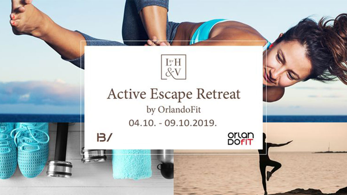 ACTIVE ESCAPE RETREAT 2019 BY ORLANDOFIT