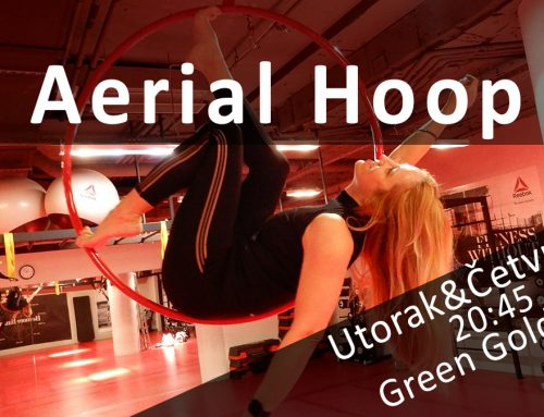 Novi program u OrlandoFit Green Gold Gym-u – AERIAL HOOP