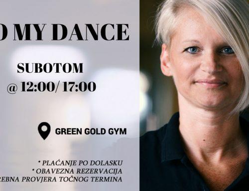 Do my dance!