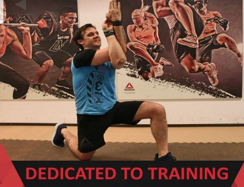 Dedicated to training – DTT / Novi program