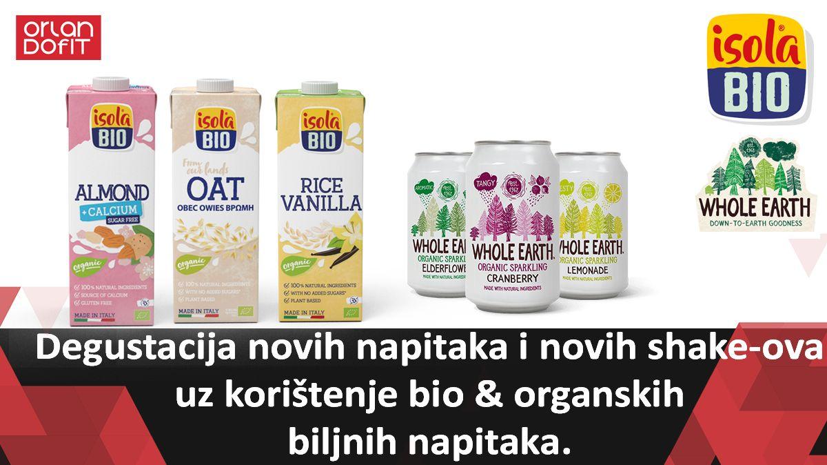 Degustacija novih proizvoda