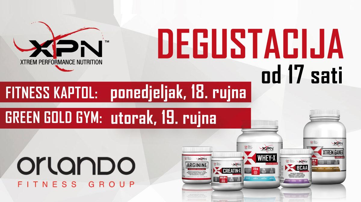 XPN – xtreme performance nutrition