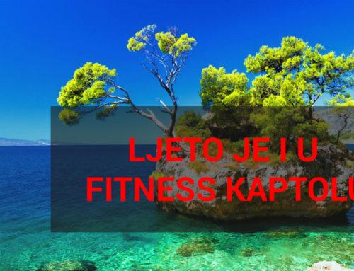 Fitness Kaptol – privremeno zatvaranje grupnih programa