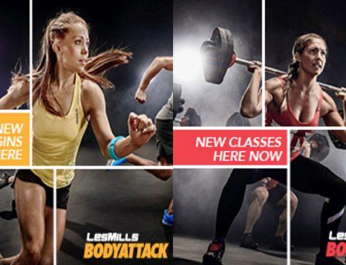 BodyAttack & BodyPump – Novi relaunch je pred vratima!