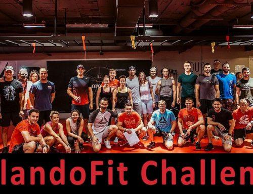 OrlandoFit Challenge 2019
