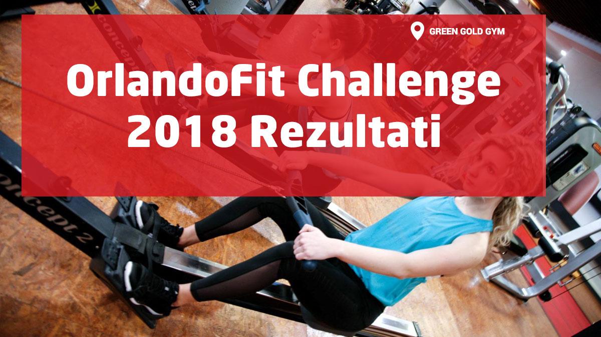OrlandoFit Challenge Rezultati