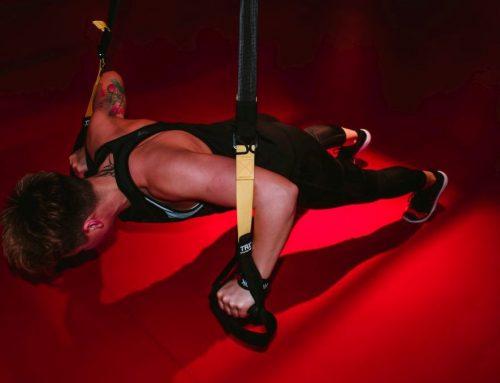 TRX – Trening za cijelo tijelo uz pomoć samo dvije trake