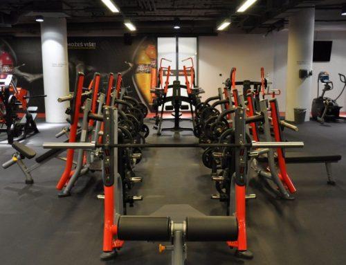 OrlandoFit Green Gold Gym – spoj fitnessa i dizajna u dosad neviđenom izdanju