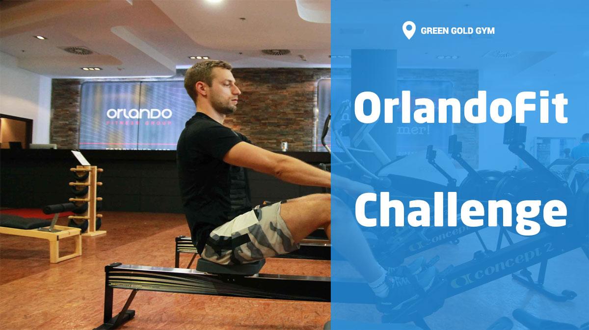 Red Bull & OrlandoFit Challenge