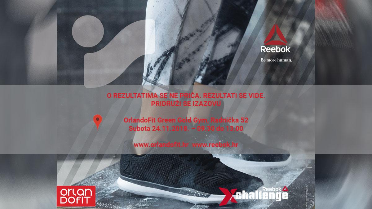 SAMO POZITIVNO! Novi Reebok xChallenge i OrlandoFit te pozivaju na novi indoor izazov!