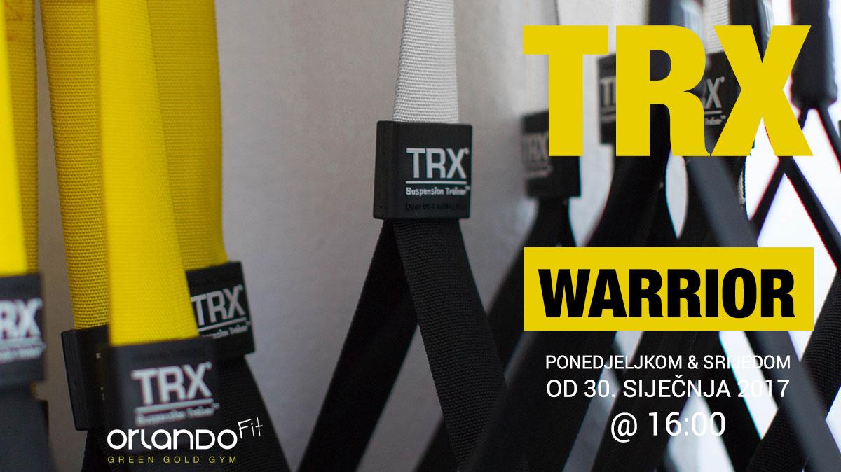 TRX Warrior