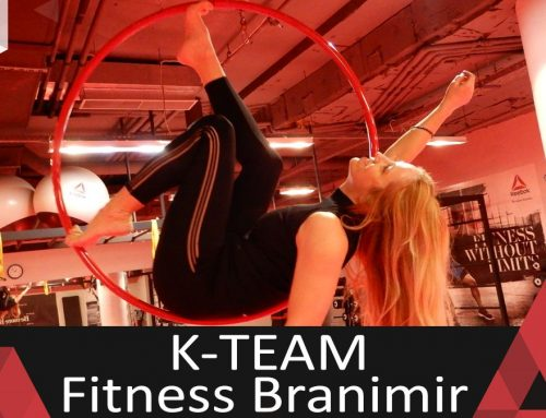 K-Team u Fitnessu Branimir
