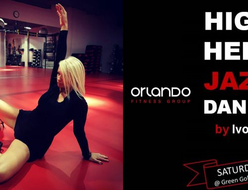 Novo u OrlandoFit-u – HIGH HEEL DANCE by Ivona