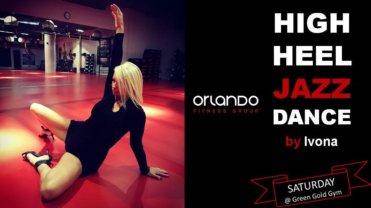 Novo u OrlandoFit-u – HIGH HEEL DANCE by Ivona