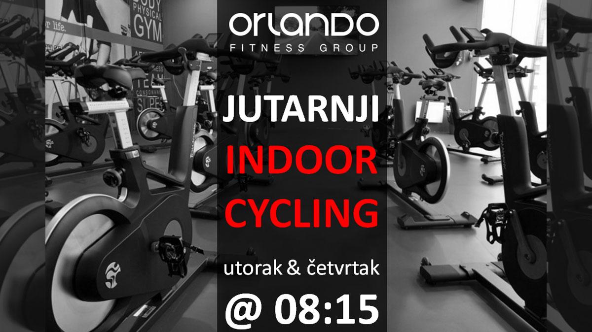 Indoor Cycling ponovno u Fitness Kaptolu