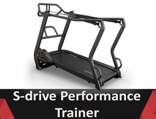 Matrix Fitness S-drive Performance Trainer