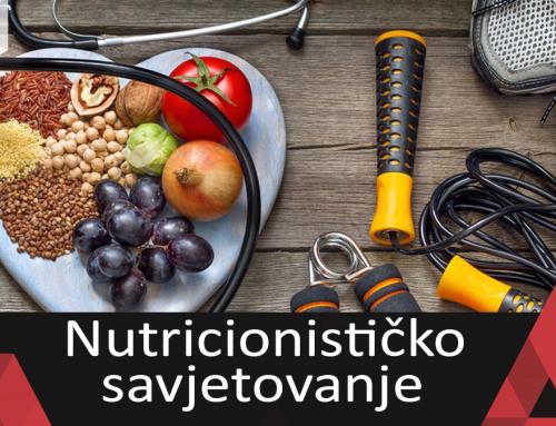 Nutricionističko savjetovanje