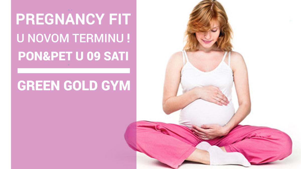 PREGNANCY FIT u novom terminu
