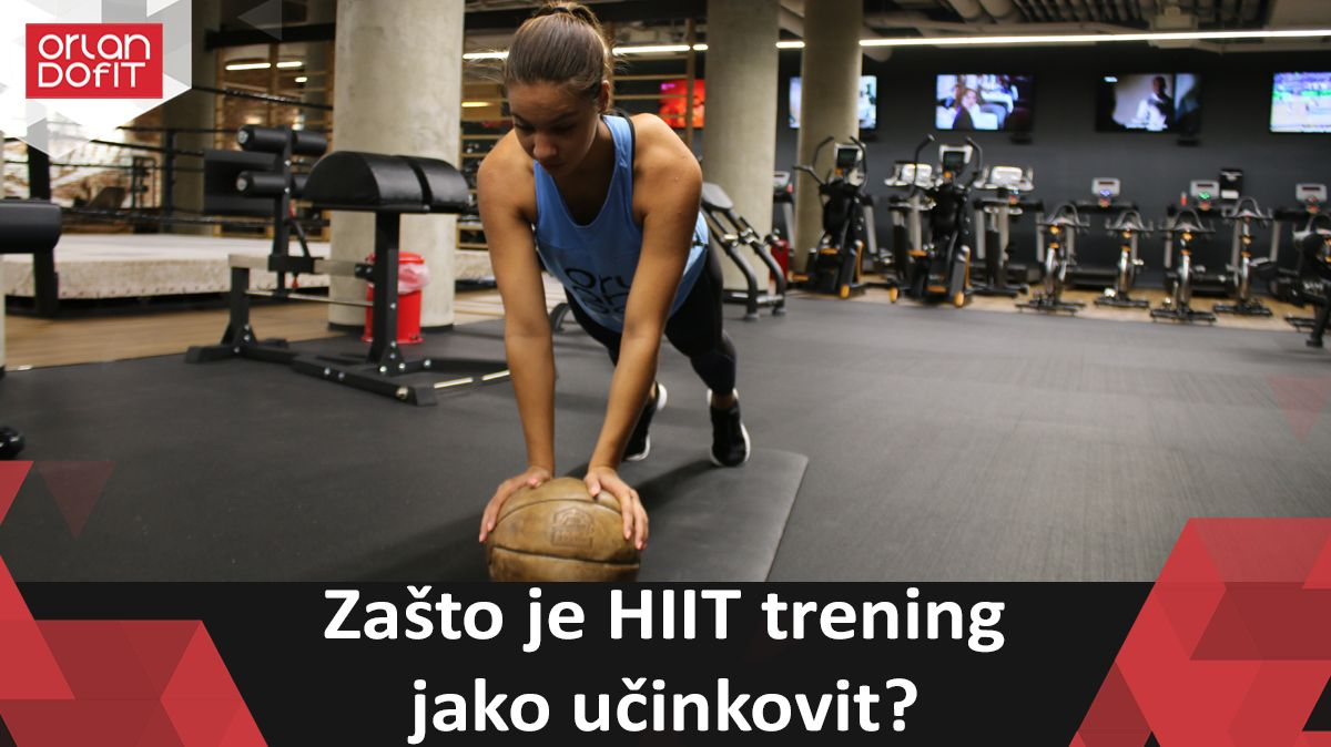 High Intesity Interval Trening – HIIT