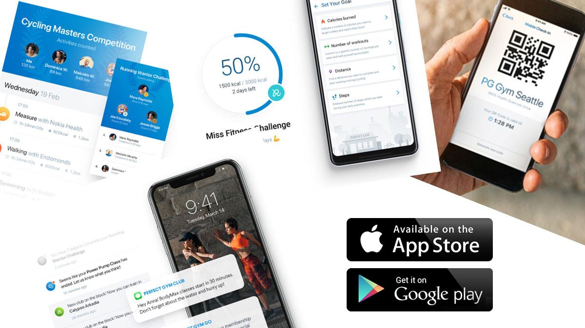 OrlandoFit mobilna aplikacija