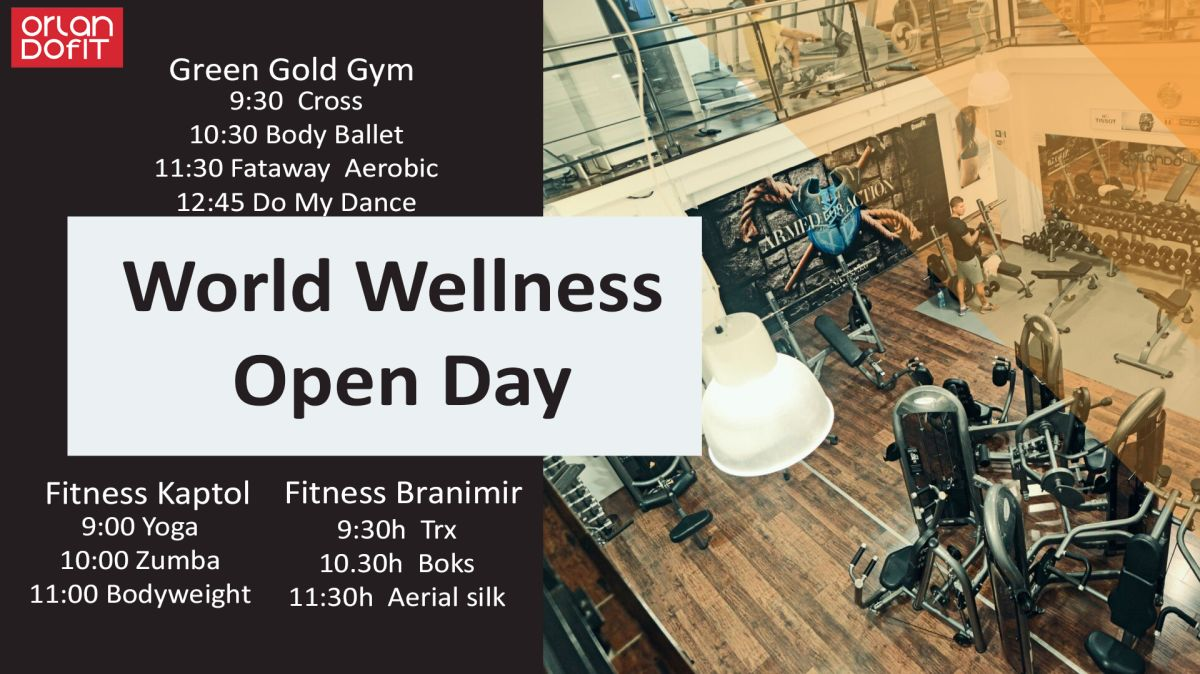 World Wellness Open Day