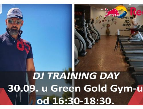 RED BULL DJ TRAINING DAY