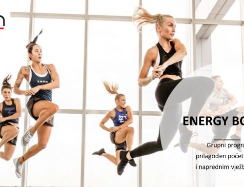 Energy BOOST – novi grupni program