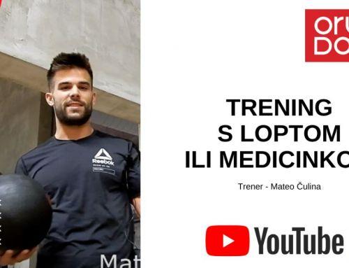 OnLine video treninzi