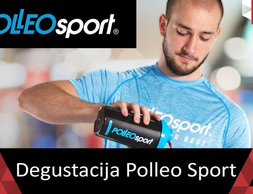 Polleo Sport  degustacija