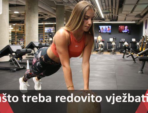 Dok god vježbate redovito rezultati su vidljivi